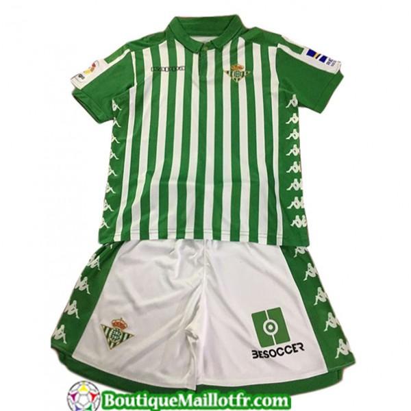 Maillot Real Betis Enfant 2019 2020 Domicile