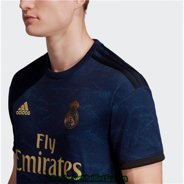 Maillot Real Madrid 2019 2020 Exterieur