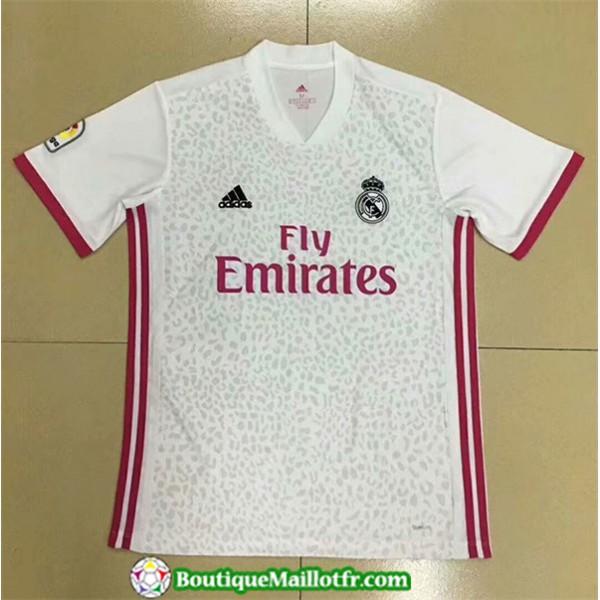 Maillot Real Madrid Blanc 2019 2020