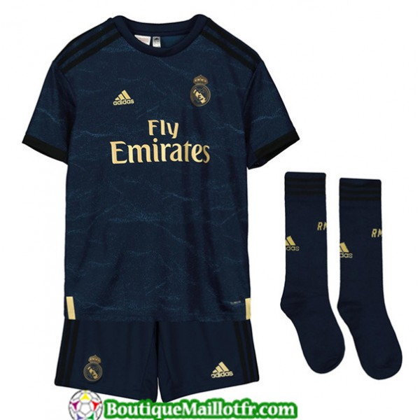 Maillot Real Madrid Enfant 2019 2020 Exterieur