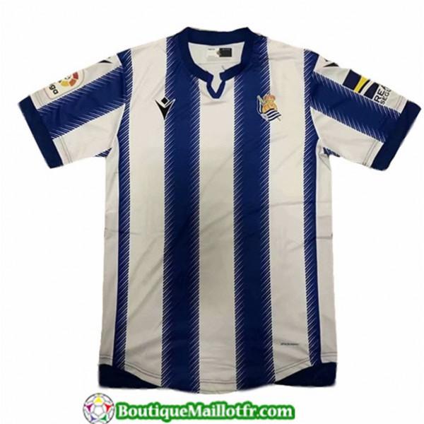 Maillot Real Sociedad 2019 2020 Domicile