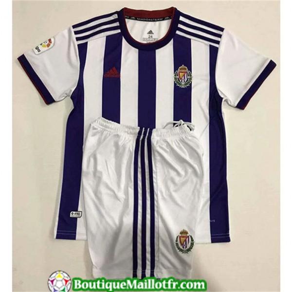 Maillot Real Valladolid Enfant 2019 2020 Domicile