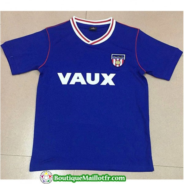 Maillot Retro Sunderland 1990