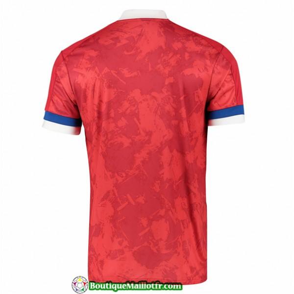 Maillot Russie Uefa Euro 2020 Domicile