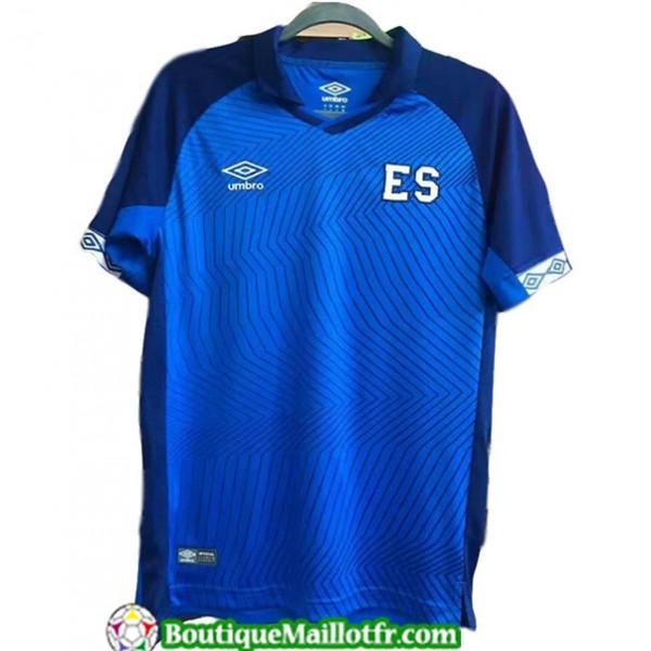 Maillot Salvador 2019 2020 Bleu