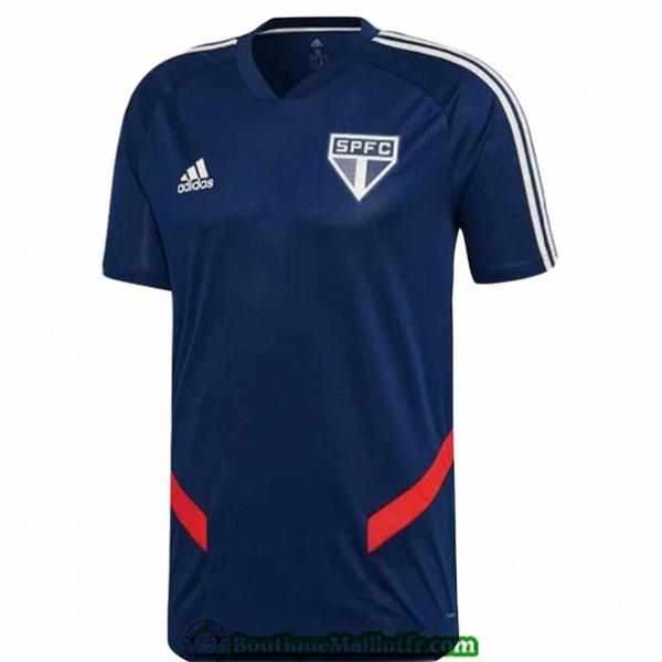 Maillot Sao Paulo 2019 2020 Training Bleu