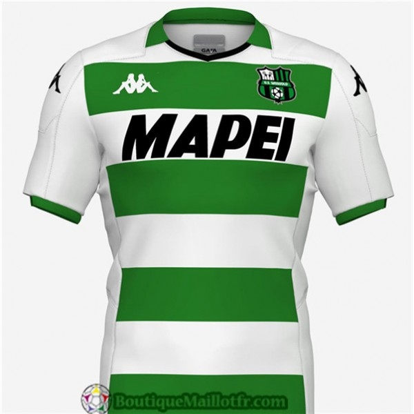 Maillot Sassuolo 2019 2020 Exterieur