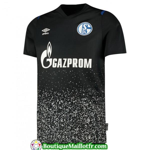 Maillot Schalke 04 2019 2020 Third Noir