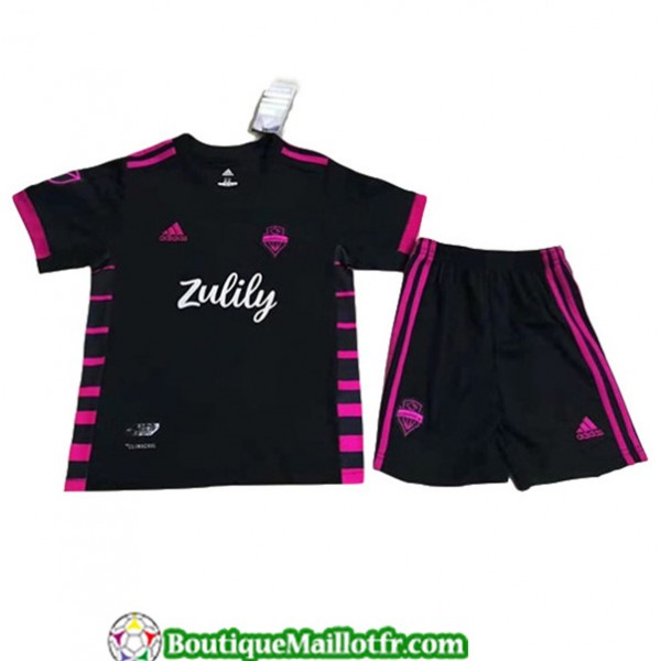 Maillot Seattle Sounders Purple Enfant 2019 2020 E...