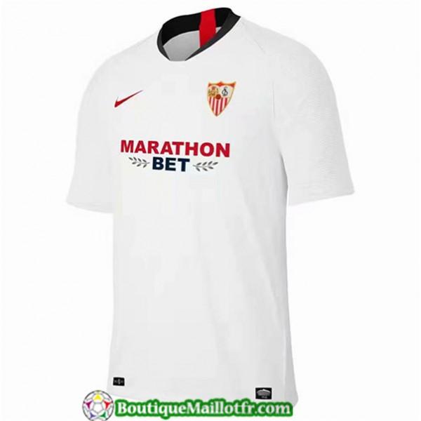 Maillot Seville 2019 2020 Domicile Blanc