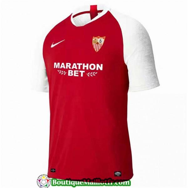 Maillot Seville 2019 2020 Exterieur Rouge