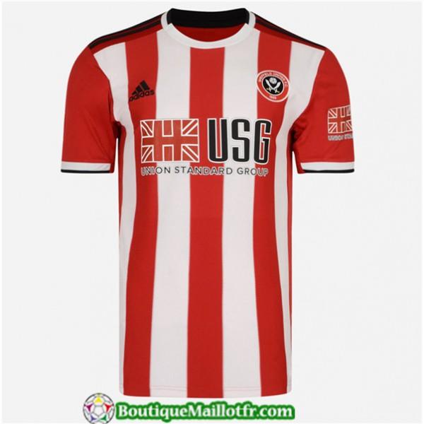 Maillot Sheffield United 2019 2020 Domicile