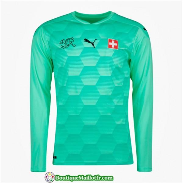Maillot Suisse Gardien De But Uefa Euro 2020