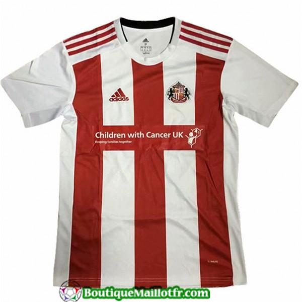 Maillot Sunderland 2019 2020 Domicile