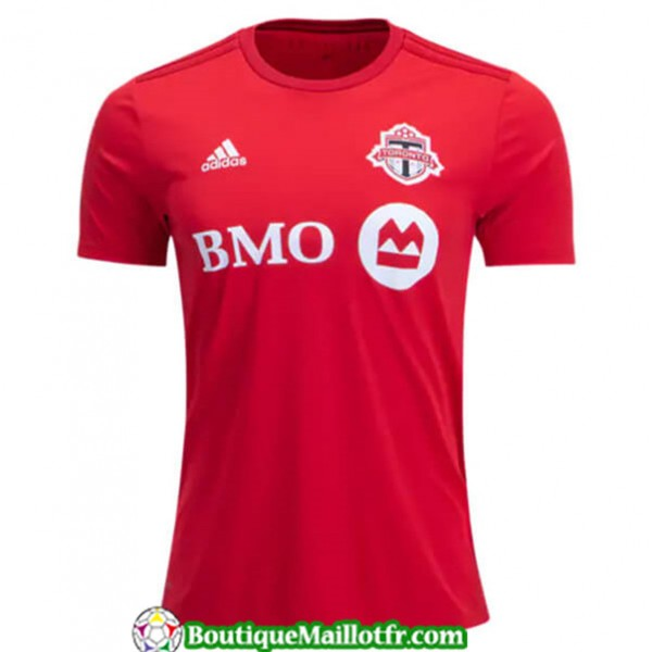 Maillot Toronto 2019 2020 Domicile Rouge