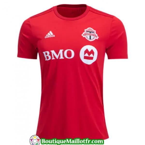 Maillot Toronto 2019 2020 Domicile Rouge