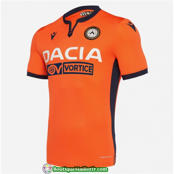 Maillot Udinese Calcio 2019 2020 Exterieur