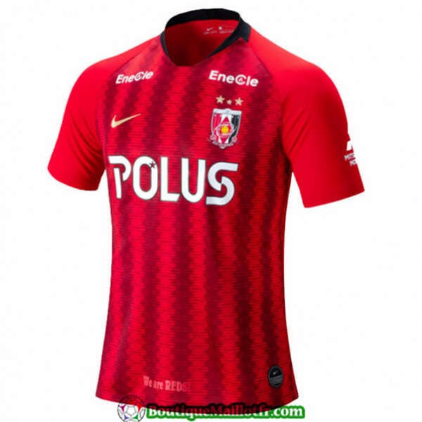 Maillot Urawa Rouge Diamonds 2019 2020 Domicile