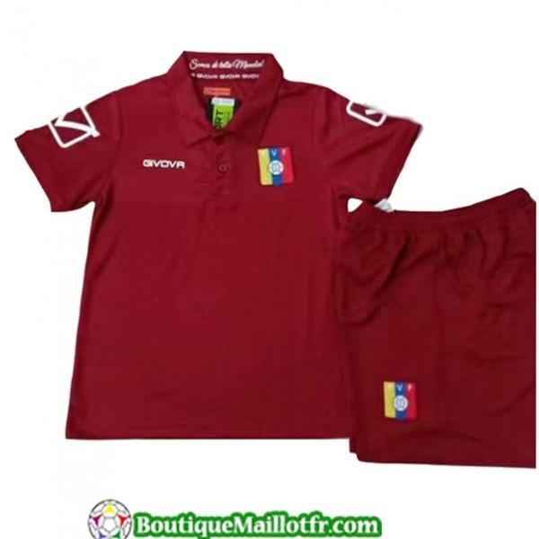 Maillot Venezuela Enfant 2019 2020 Domicile