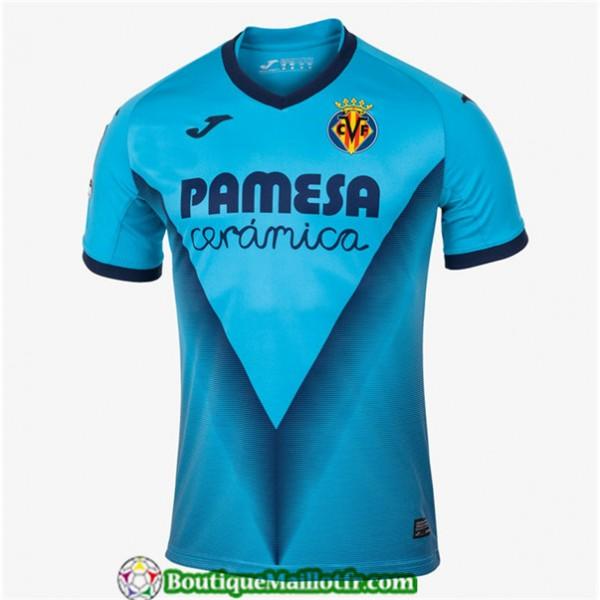 Maillot Villarreal 2019 2020 Third Bleu