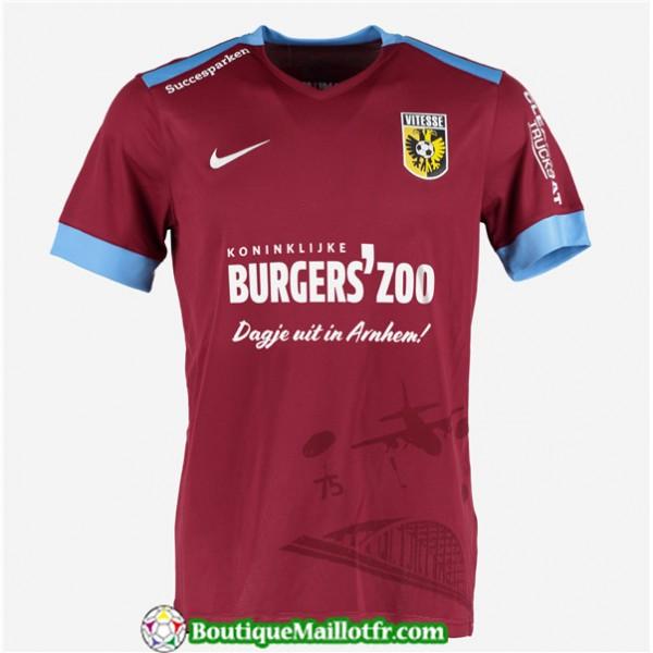 Maillot Vitesse 2019 2020 Exterieur