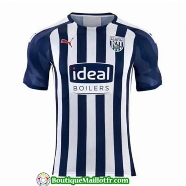 Maillot West Bromwich Albion 2019 2020 Domicile