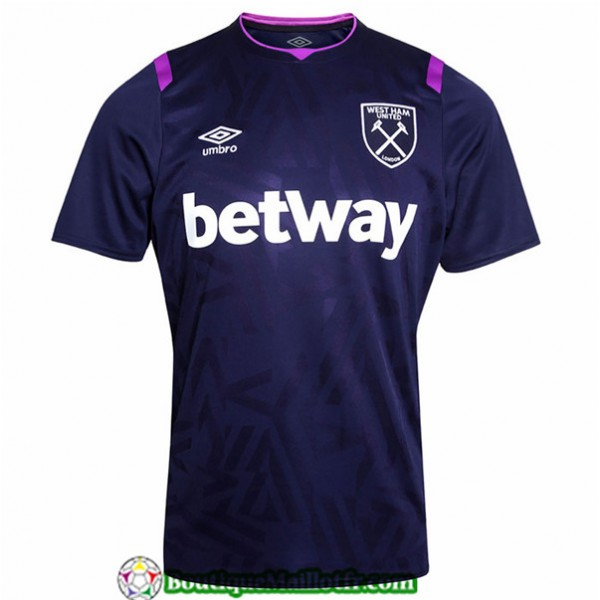 Maillot West Ham United 2019 2020 Third