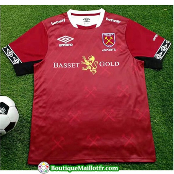 Maillot West Ham United 2019 2020 Version Du Jeu