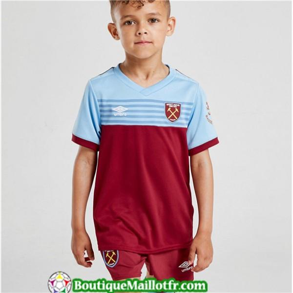 Maillot West Ham United Enfant 2019 2020 Domicile