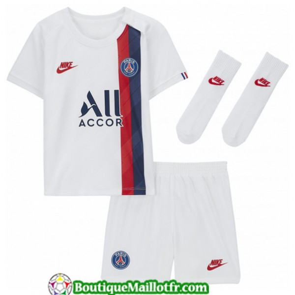 Maillot Paris Saint Germain Enfant 2019 2020 Third...