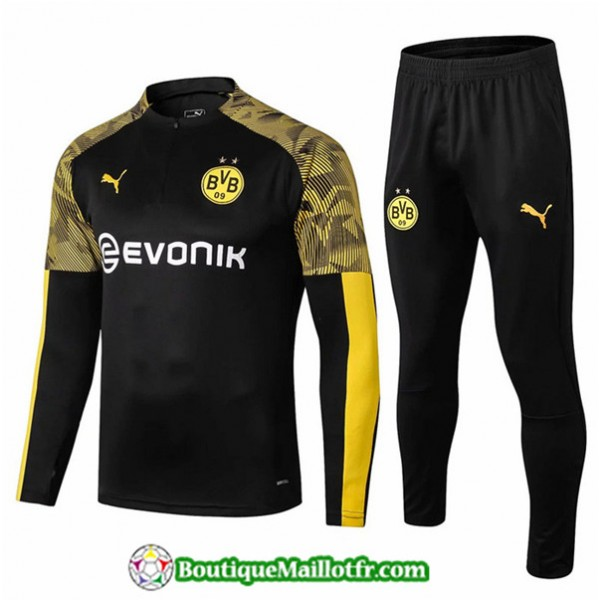 Survetement Borussia Dortmund Bvb 2019 2020 Ensemb...
