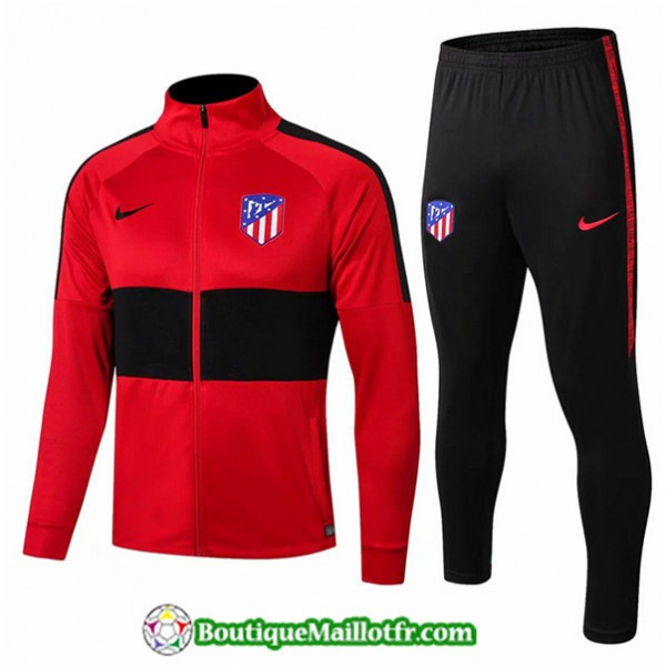 Veste Survetement Atletico Madrid 2019 2020 Ensemb...