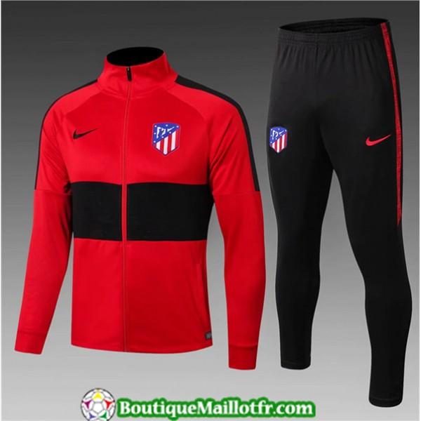 Veste Survetement Atletico Madrid Enfant 2019 2020...