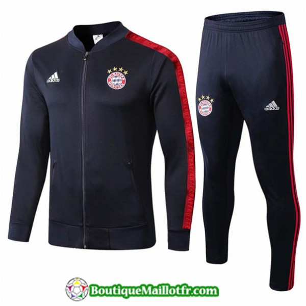 Veste Survetement Bayern Munich 2019 2020 Ensemble...