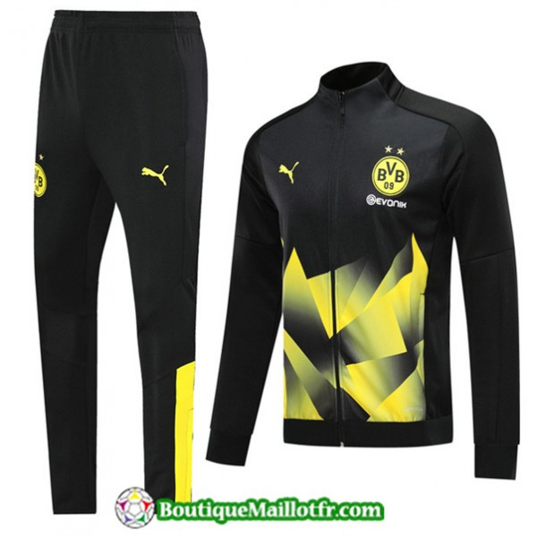 Veste Survetement Borussia Dortmund 2019 2020 Ense...