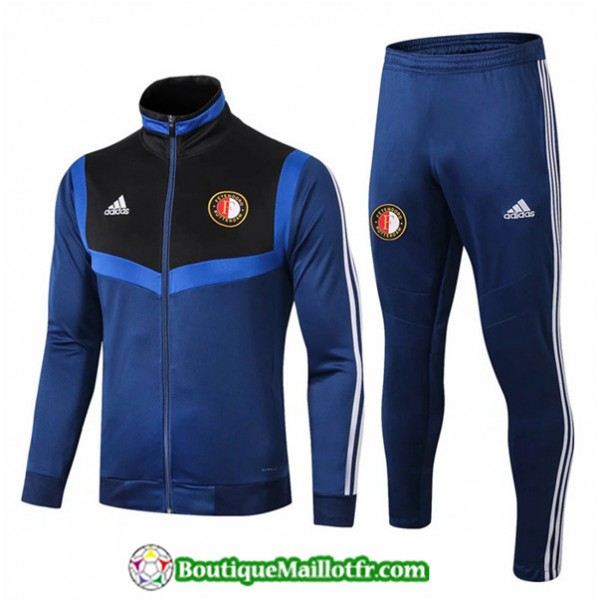 Veste Survetement Feyenoord 2019 2020 Ensemble Ble...