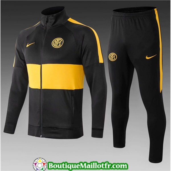 Veste Survetement Inter Milan Enfant 2019 2020 Ens...