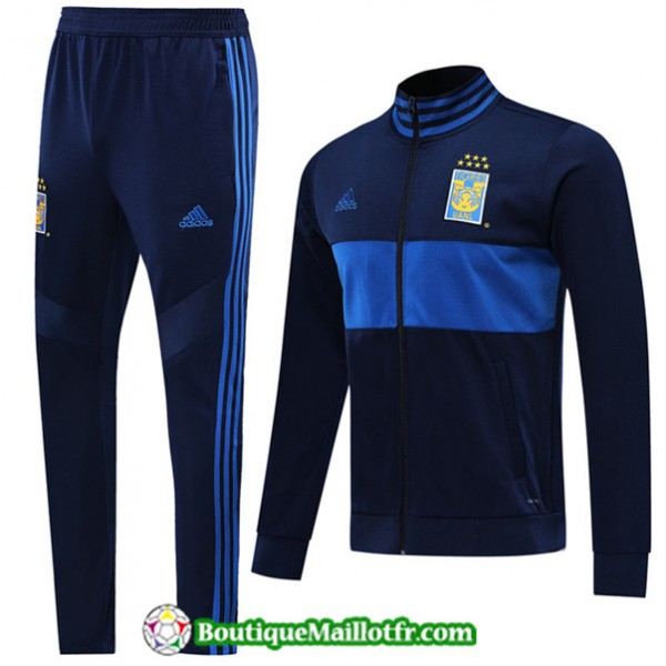 Veste Survetement Tigres Uanl 2019 2020 Ensemble B...