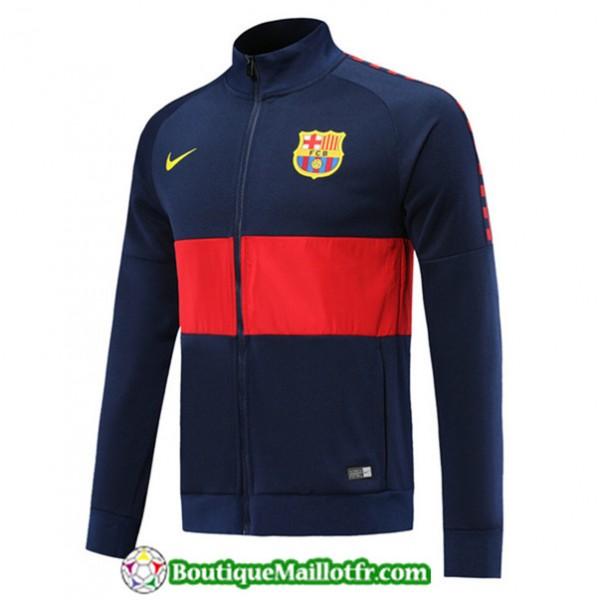 Veste De Foot Barcelone 2019 2020 Rouge/bleu Marin...
