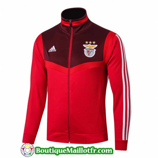 Veste De Foot Benfica 2019 2020 Rouge