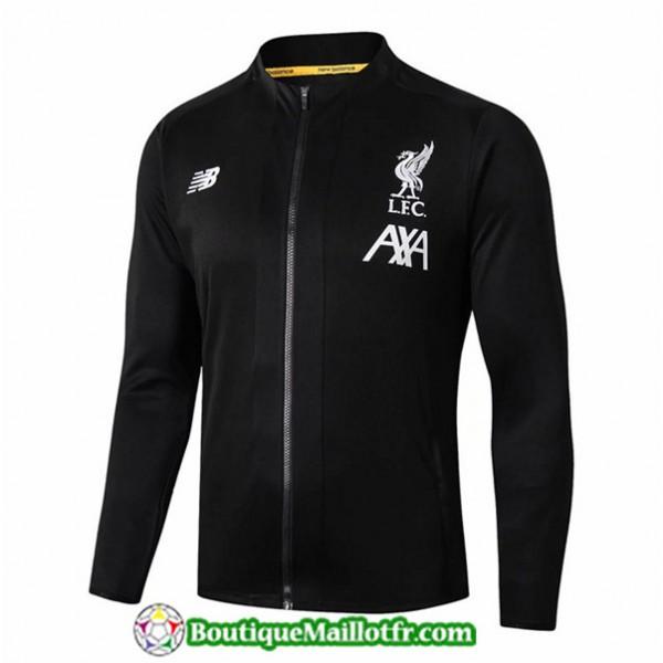 Veste De Foot Liverpool L.f.c 2019 2020 Noir/blanc