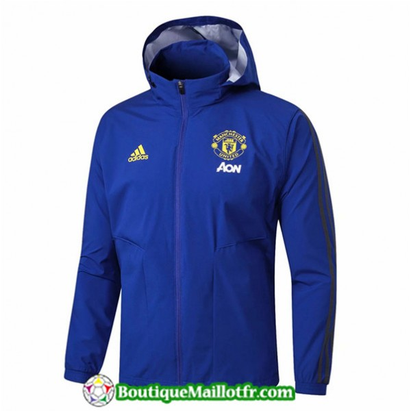 Veste De Foot Manchester United 2019 2020 Coupe Ve...