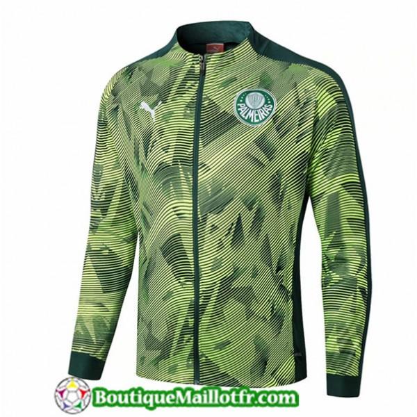 Veste De Foot Palmeiras 2019 2020 Vert