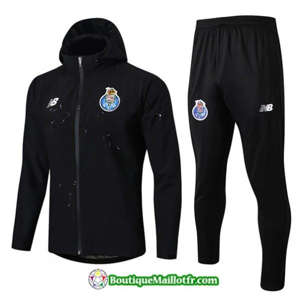 Coupe Vent à Capuche Porto 2019 2020 Ensemble Noi...