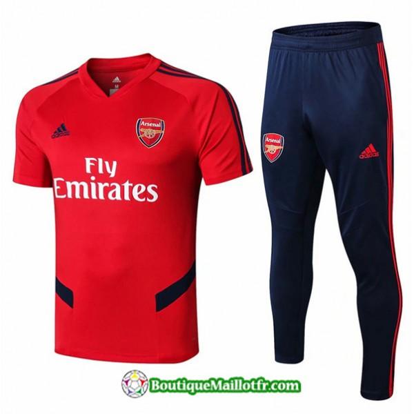Maillot Entrenamiento Arsenal 2019 2020 Ensemble R...