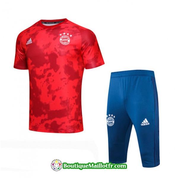 Maillot Entrenamiento Bayern Munich 2019 2020 Ense...