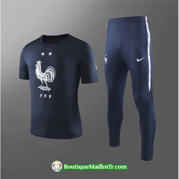Maillot Entrenamiento France 2019 2020 Ensemble No...