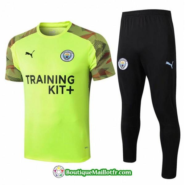 Maillot Entrenamiento Manchester City 2019 2020 En...
