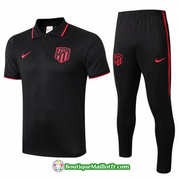 Maillot Entrenamiento Polo Atletico Madrid 2019 20...