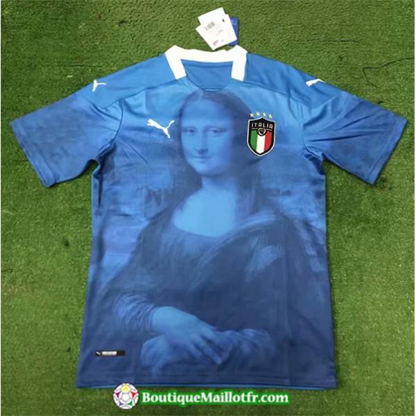 Maillot Italie Mona Lisa 2019 2020
